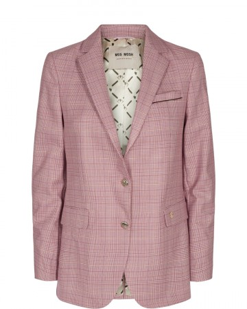 Mos Mosh Mary Check Blazer