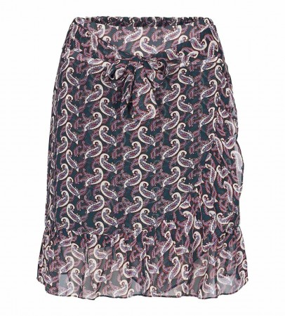 Co' Couture Spunk Smock Skirt