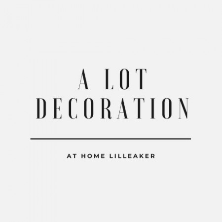 A Lot Decoration