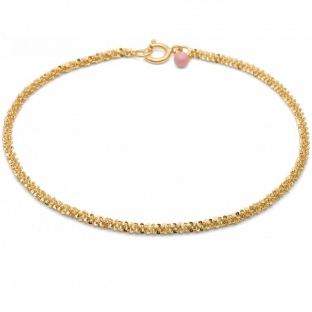 Enamel Bracelet Dashing - Gold