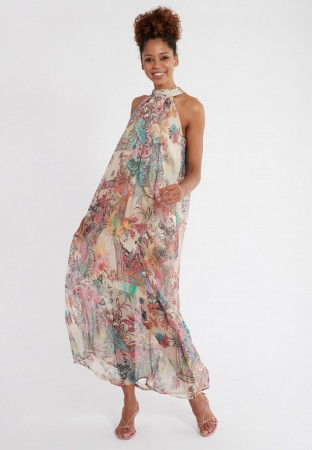 Ana Alcazar Maxi Dress Sekasta