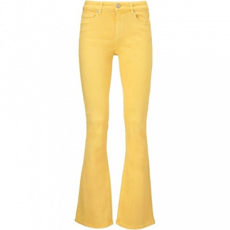 Pieszak MARIJA FLARE COLOR - PALE YELLOW