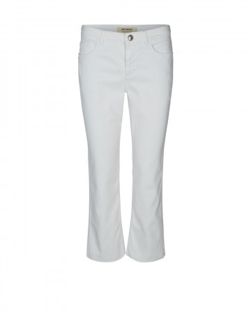 Mos Mosh Simone Coloured Pant  - White