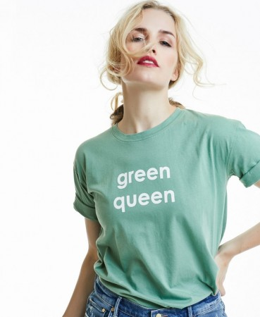 Line Of Oslo Jamie T-shirt - Green