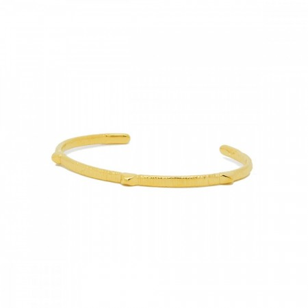 Marte Frisnes Dylan Bangle - Gold