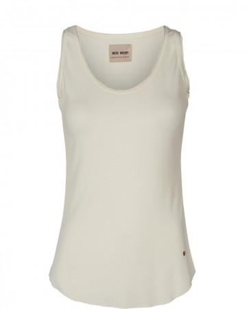 Mos Mosh Evi Tank Top - Off-white