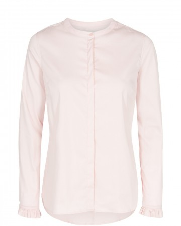 Mos Mosh Mattie Shirt - Soft Rose