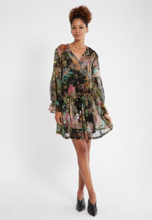 Ana Alcazar Longsleeve Dress Sekomy