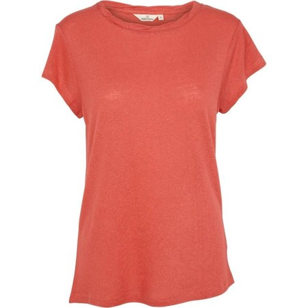 Basic Apparel Alaya T-shirt - Mineral Red