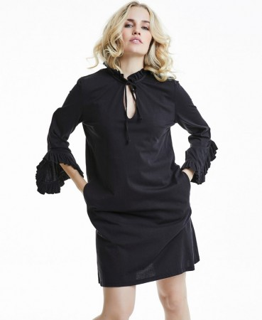 Line Of Oslo Jenny Dress - Black