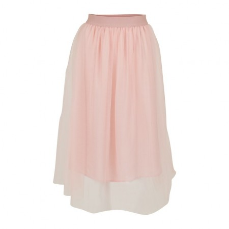 Neo Noir Tanni Skirt - Powder