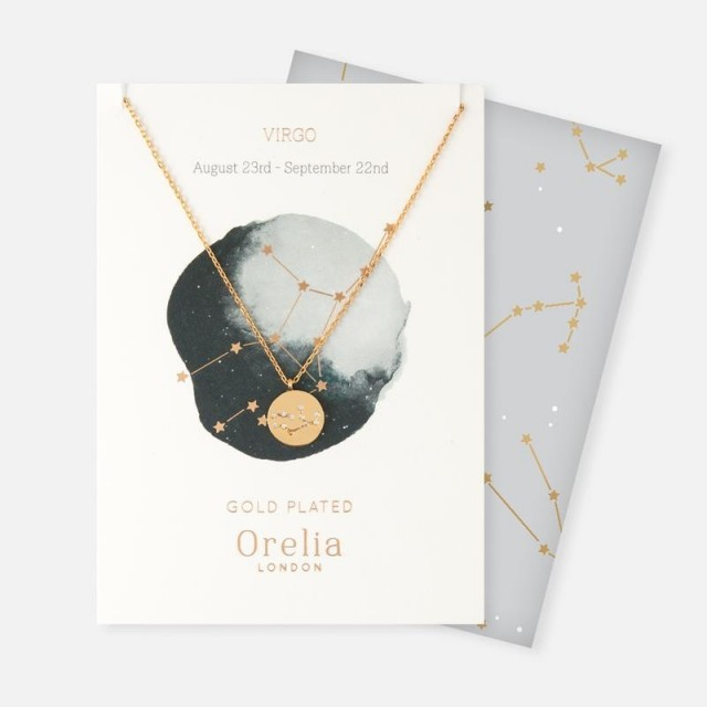 Orelia Virgo Constellation Necklace