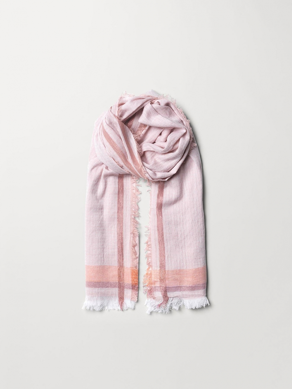 Beck Söndergaard Corialu Visco Scarf - Adobe Rose