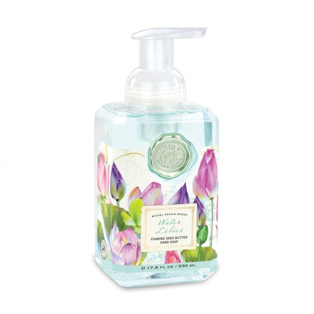 Phika Water Lilies Foaming Soap