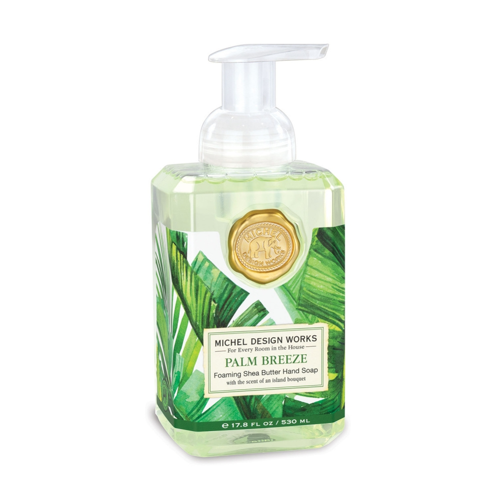 Phika Palm Breeze Foaming Soap