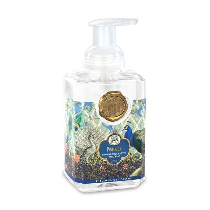 Phika Peacock Foaming Soap