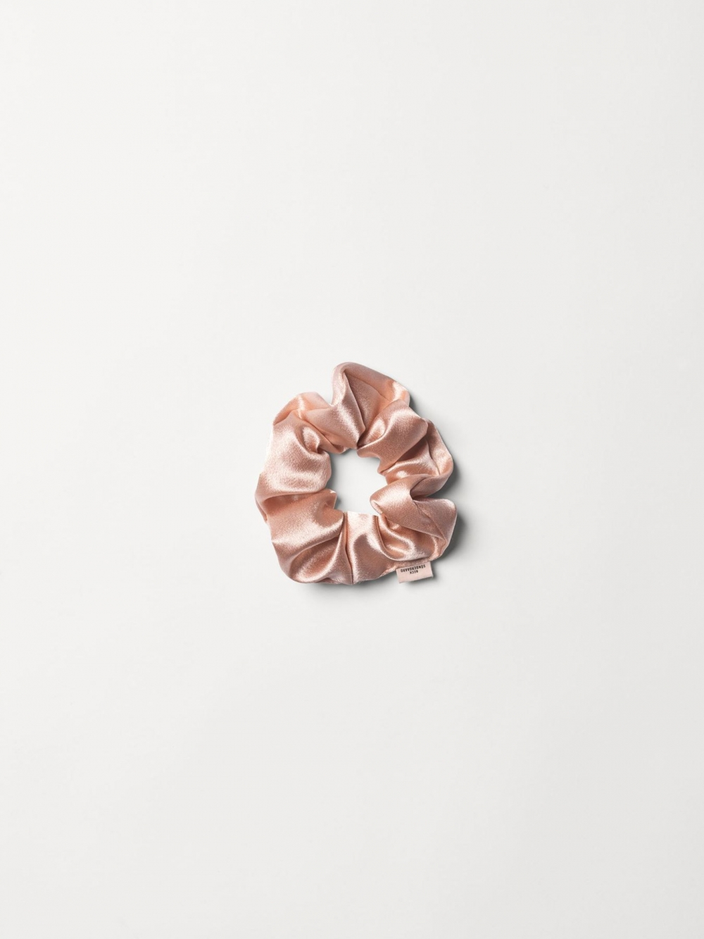 Beck Söndergaard Satin Scrunchie - Tropical Peach