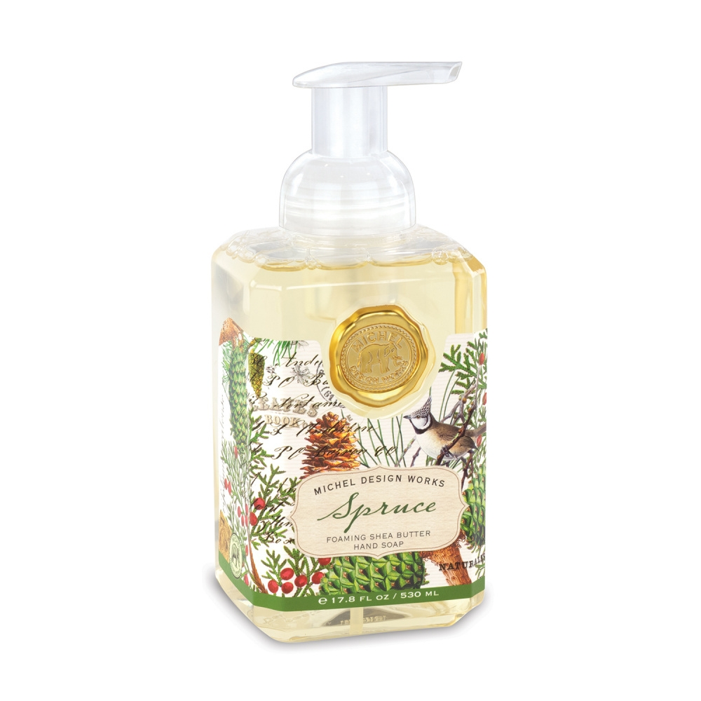 Phika Spruce Foaming Soap
