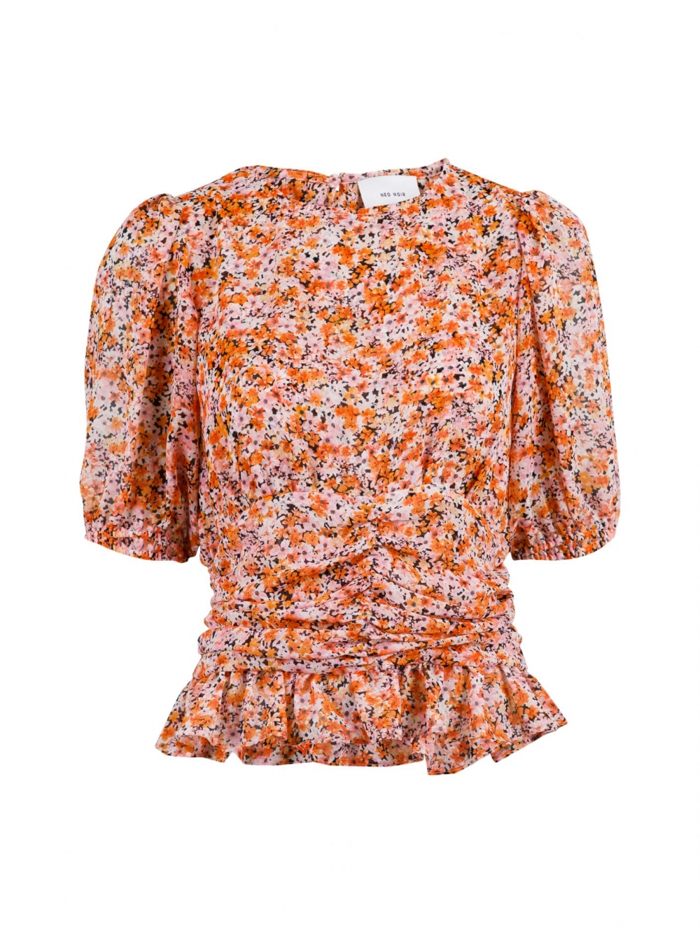 Neo Noir Tomine Dreamy Fall Blouse